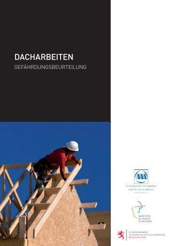 Broschüre Dacharbeiten - AAA