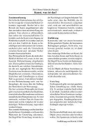 Prof. Dr. Bernd Schmidt Kunst, was ist das - Gesellschaft für kritische ...