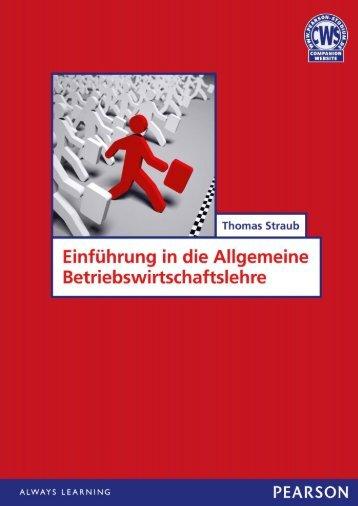 Leseprobe - Pearson Bookshop - Pearson Deutschland