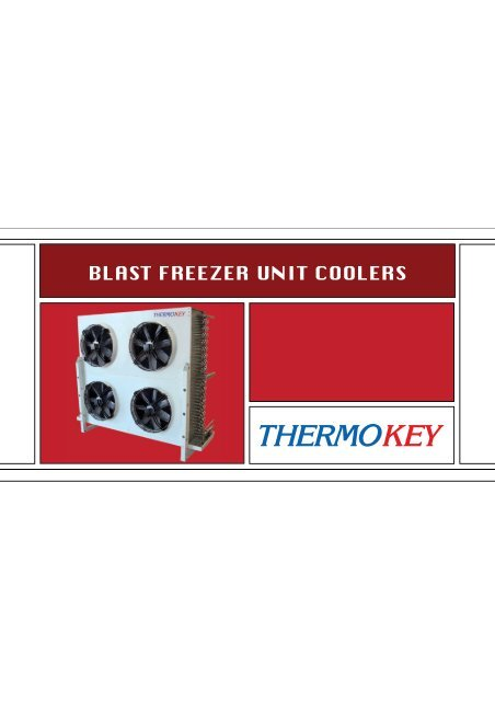 2a2c0f277171 Scarica catalogo Blast Freezer Unit Coolers - Thermokey