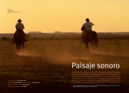 Paisaje sonoro - Banco de Seguros del Estado
