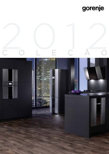 Catalog Gorenje 2012