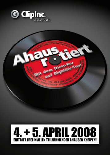 4. + 5. APRIL 2008