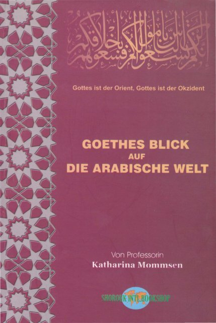 Full Book (pdf) - von Katharina Mommsen