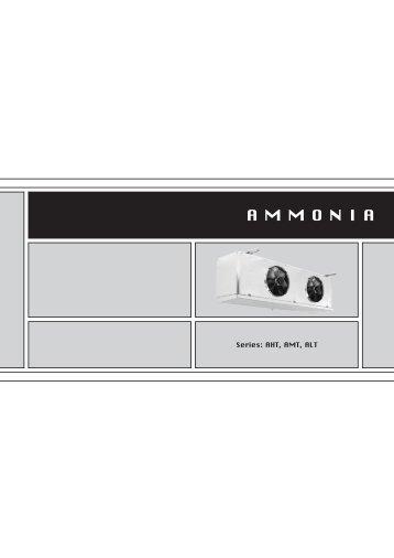Scarica catalogo Ammonia Unit Coolers - Thermokey
