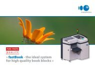 fastbook - the ideal system for high quality book ... - Imaging Solutions