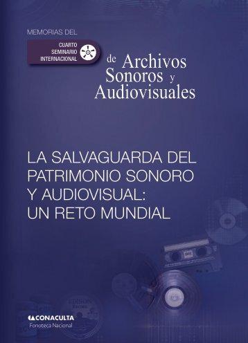 la salvaguarda del patrimonio sonoro y audiovisual - FIAT/IFTA