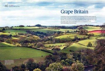 Grape Britain - Yearlstone Vineyard