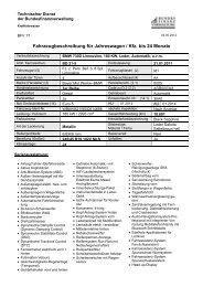 Fahrzeugbeschreibung für Jahreswagen / Kfz. bis 24 ... - Zoll-Auktion