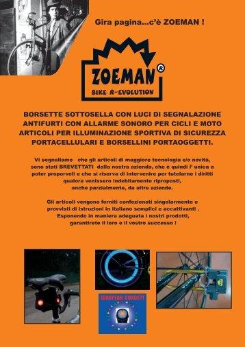 Scarica Brochure - ZOEMAN