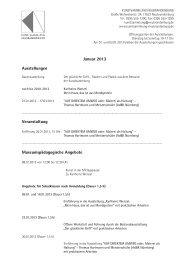 kunstsammlung neubrandenburg - Mecklenburgische Seenplatte