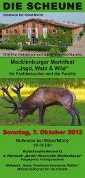 DIE SCHEUNE - Mecklenburgische Seenplatte