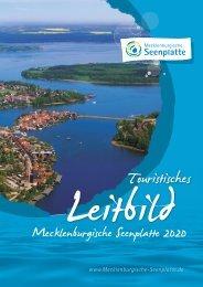 touristisches Leitbild - Mecklenburgische Seenplatte