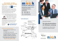 Wie Unternehmenssoftware den Mittelstand voranbringt - MECK