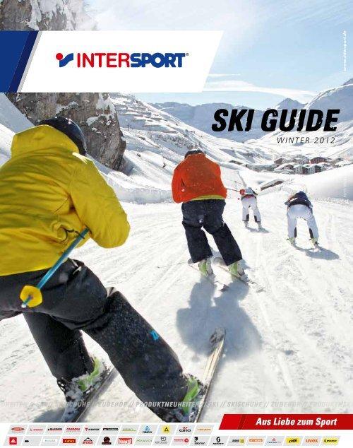 SKI GUIDE - Intersport