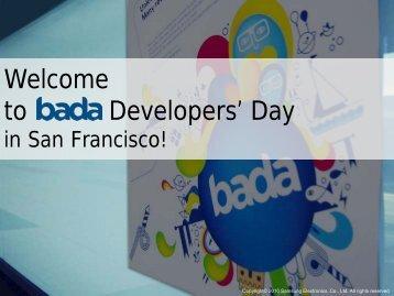 Developer - bada Developers