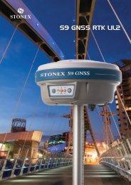 S9 GNSS RTK L1L2