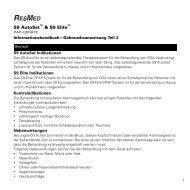 368116 S9 AutoSet S9 Elite Information Guide Ger.fm - Nord Service ...
