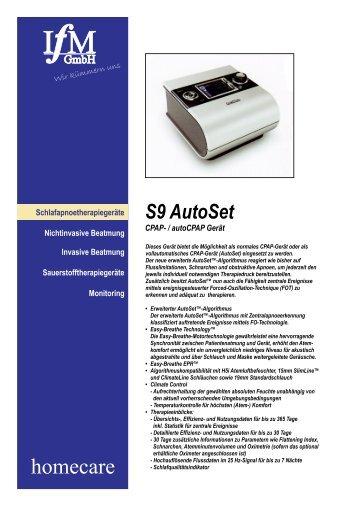 402-320_Prospekt - ST - ResMed-S9-Autoset.cdr - IfM GmbH