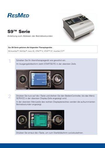 S9™ Serie - ResMed
