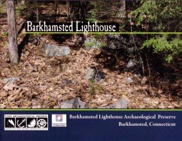Barkhamsted Lighthouse