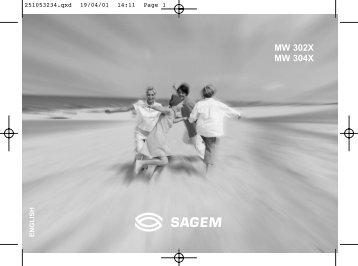Sagem-MW302X