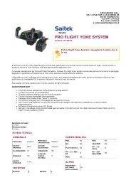 PRO FLIGHT YOKE SYSTEM - Hwdi.it