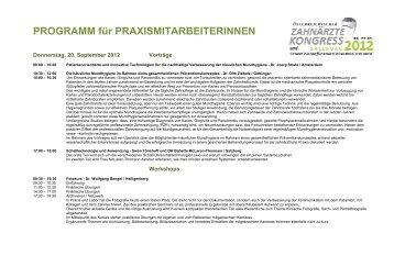 DETAILLIERTES PROGRAMM zum Download als PDF
