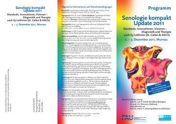 Senologie kompakt Update 2011