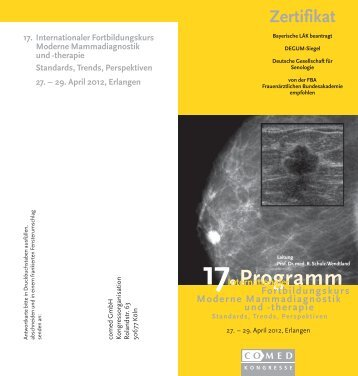 17 Mammadiagn Erlangen 2012.pdf  - Österreichische Gesellschaft ...