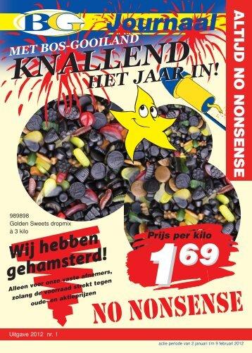 folderaanbieding 1-2012 - Bos Gooiland BV