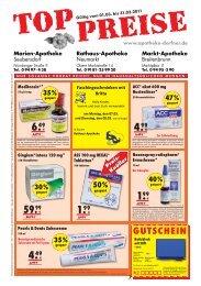 Preis - Kloster-Apotheke Neumarkt