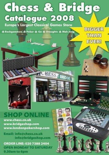 Fritz 11 & Powerbooks 2008 & Endgame Turbo - London Chess ...
