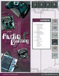 Audio & Gaming - Tomauri Inc
