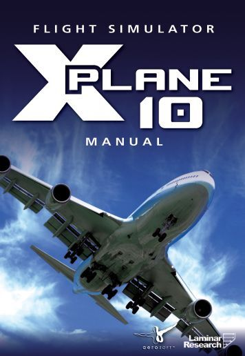 Handbuch/Manual - X-Plane.com
