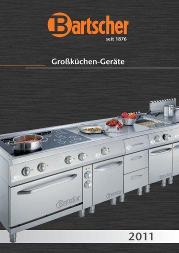 Großküchen-Geräte