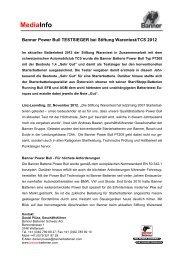 MediaInfo Banner Batterietest 2012 CHD (0.1 Mb) - Banner GmbH
