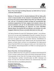 MediaInfo Banner Batterietest 2012 D - Banner GmbH