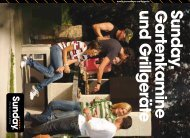 Sunday Grill Katalog - Gardelino