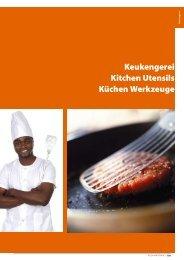 Keukengerei Kitchen Utensils Küchen Werkzeuge - Hakvoort ...
