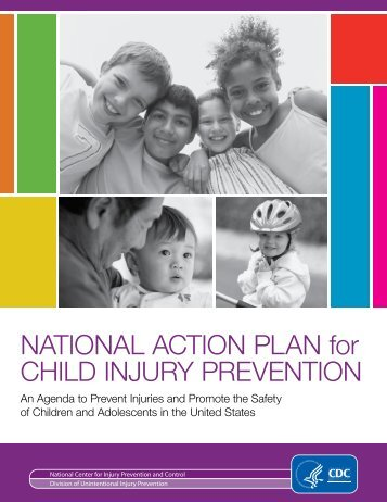 NATIONAL ACTION PLAN for CHILD INJURY PREVENTION