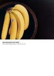 Jahresbericht 2006 - Max Havelaar Switzerland