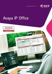 Brochure, Avaya IP Office PDF - CCT