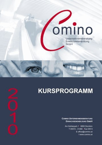 Kursprogramm 2010