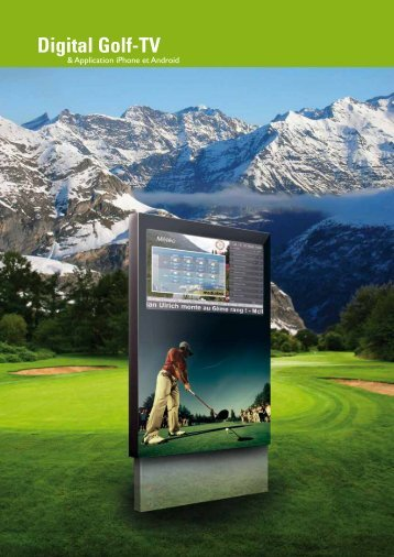 Digital Golf-TV - media-link