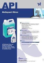 Nettoyant Vitres - lycée Jean Monnet