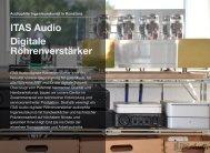 ITAS Audio Digitale Röhrenverstärker