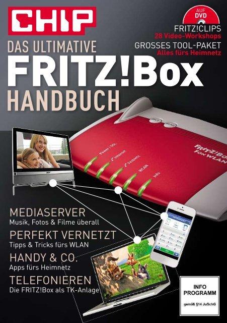 Das ultimative FRITZ!Box-Handbuch