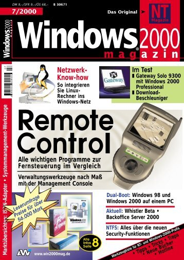 Windows 2000 07 - ITwelzel.biz