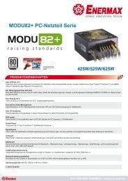 MODU82+ PC-Netzteil Serie - Dirkvader